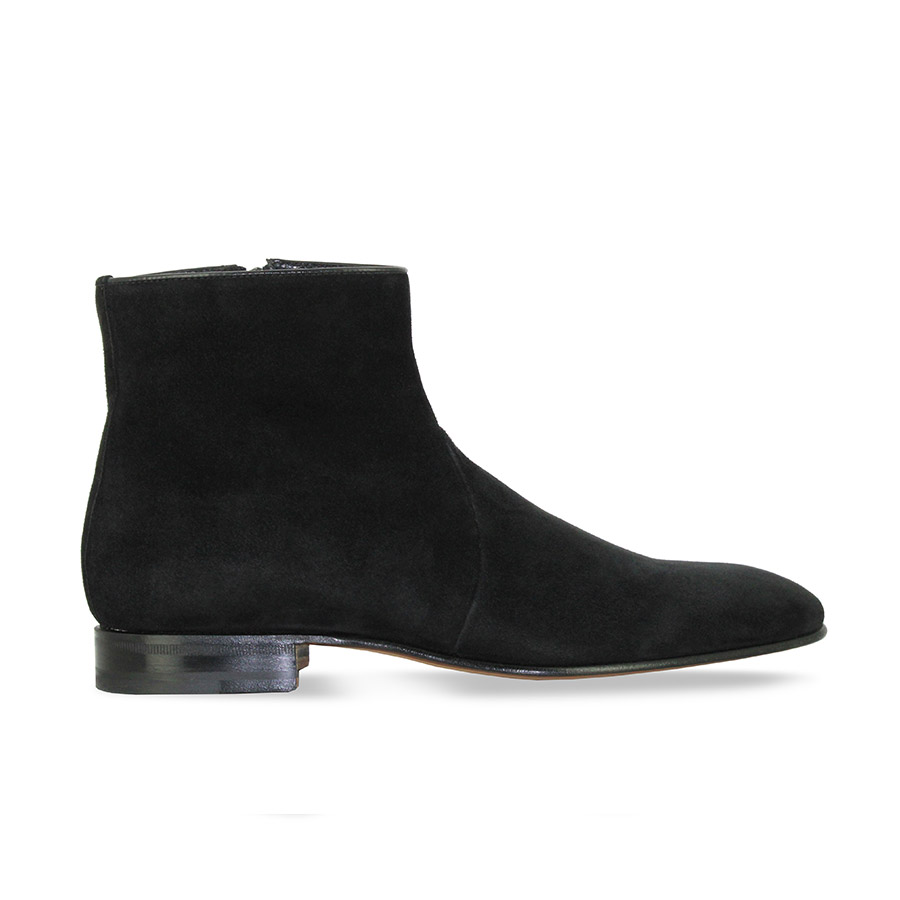 Bottines - Franklin - Veau noir