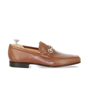 Mocassins - Venise - Veau marron